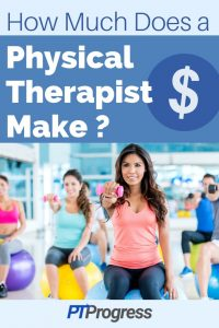 physical therapist work