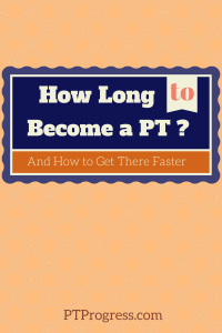 How Long Does it Take to Become a Physical Therapist?