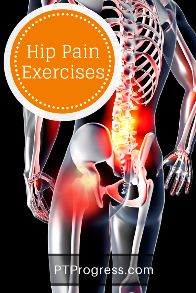 hip pain exercises