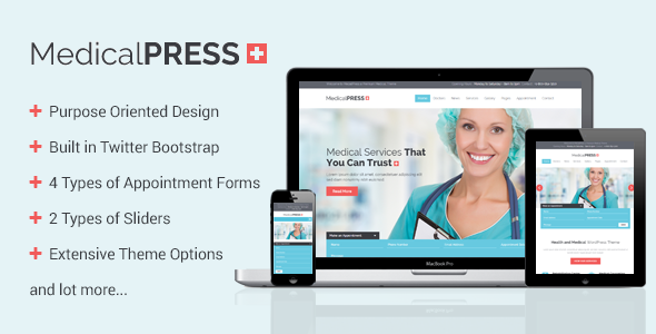 medical press theme