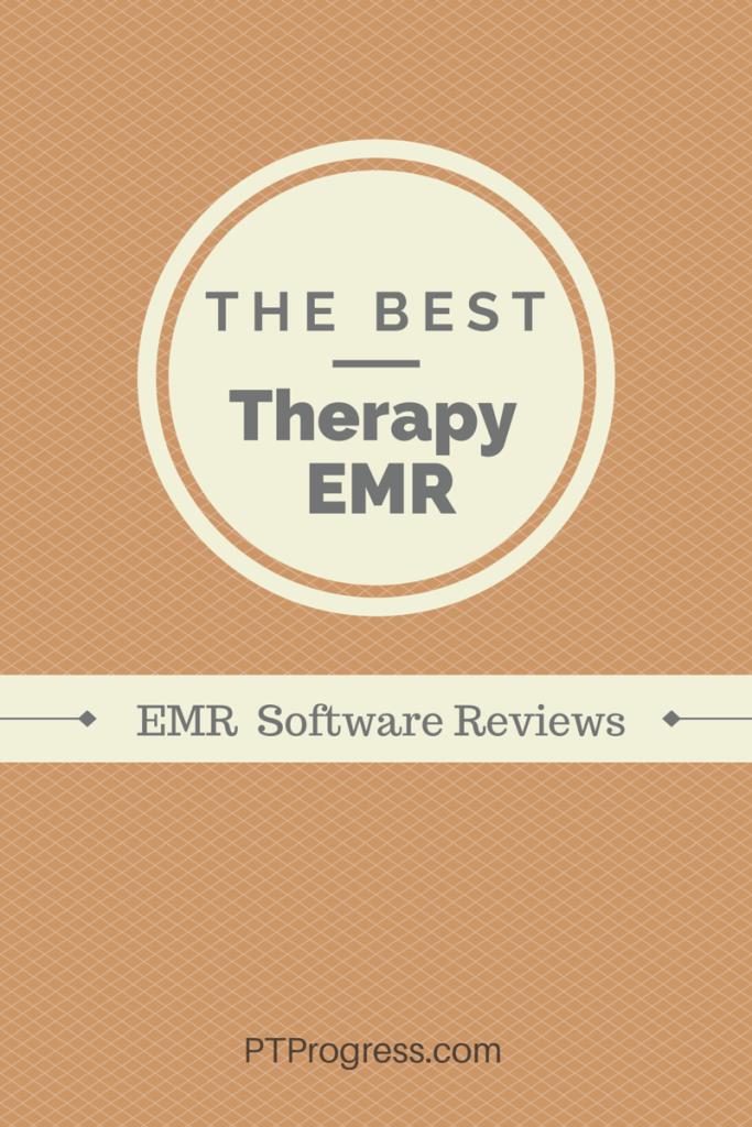 Physical Therapy EMR