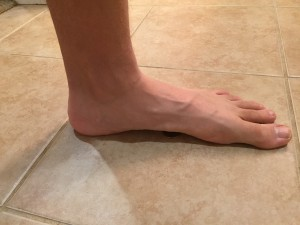 Intrinsic foot strengthening