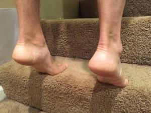 eccentric gastroc stairs 1