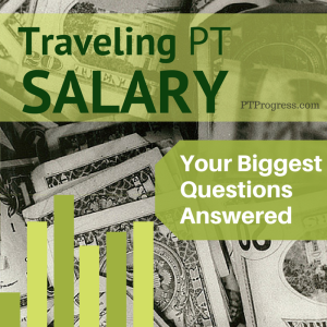 traveling PT salary