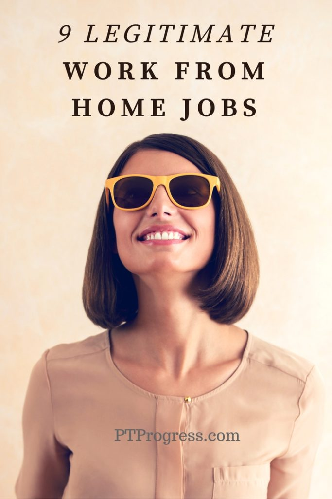 Legitimate Work At Home Jobs And Opportunities