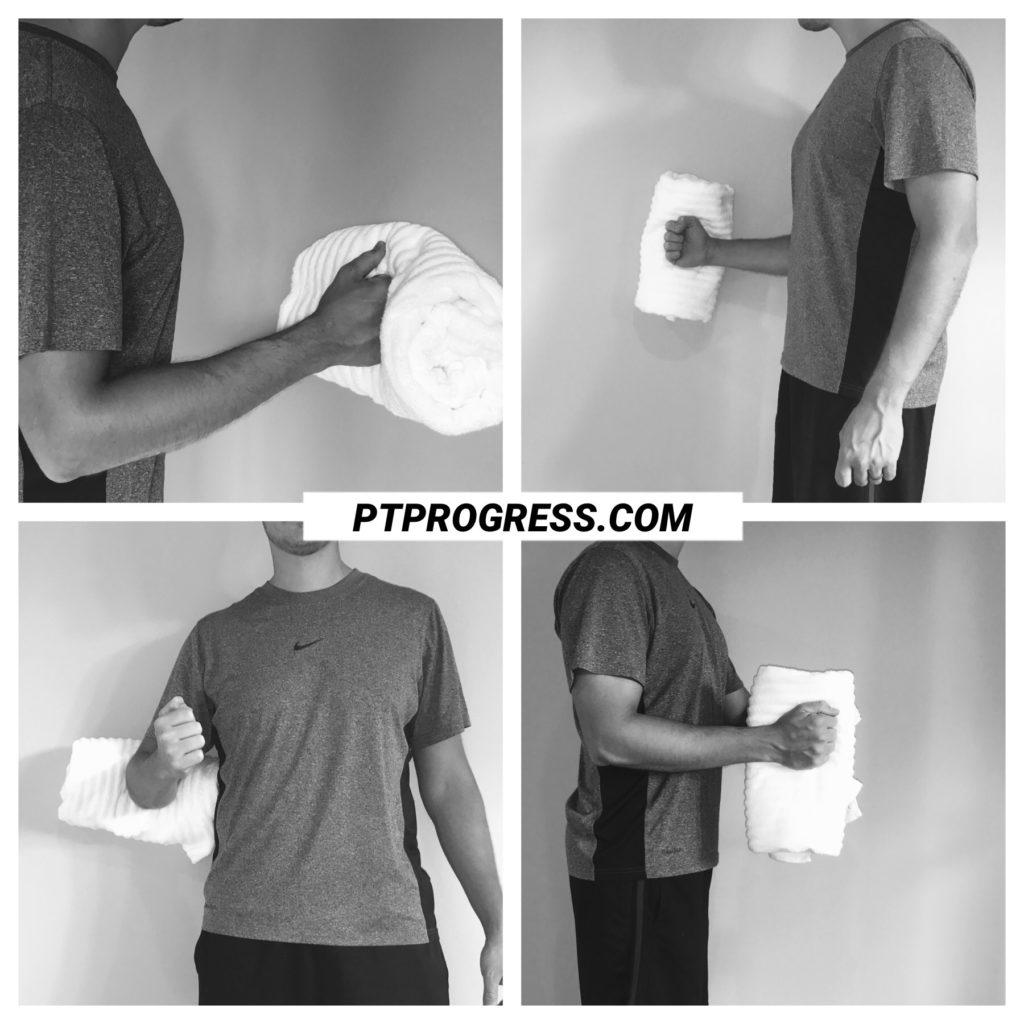 shoulder isometrics