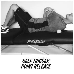 shoulder trigger point release