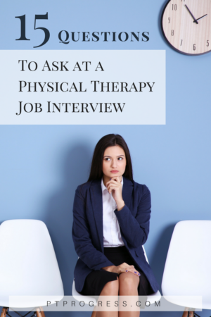 pt job interview questions