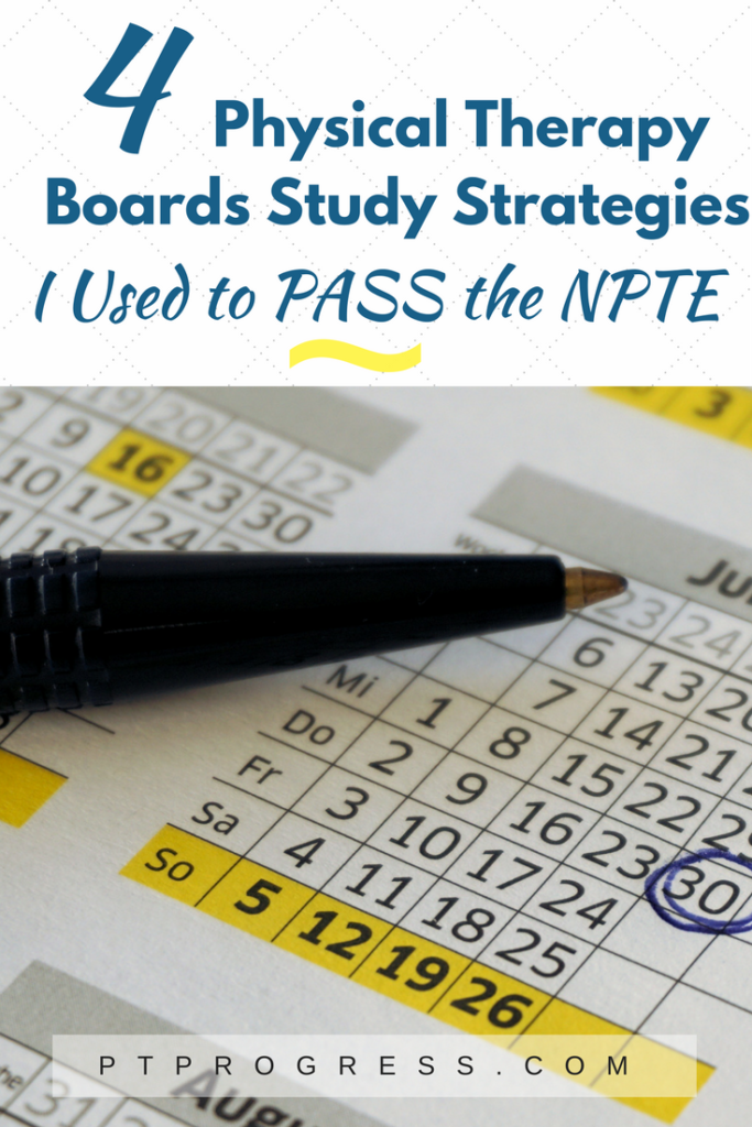 PT Boards Exam