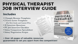 Physical Therapist Job Interview Guide