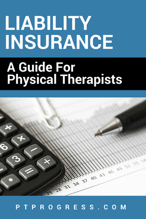 physical therapy liability insurance