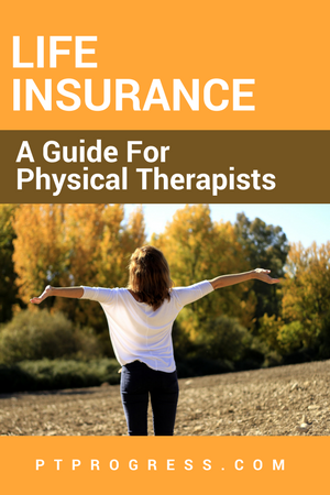 life insurance physical therapists