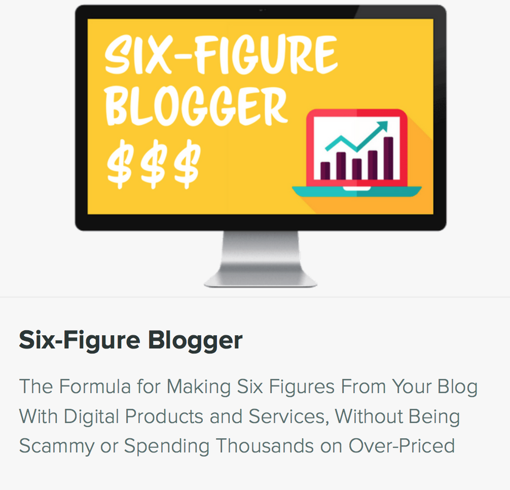 6-figure blogger review