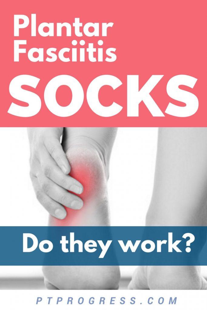 plantar fasciitis socks