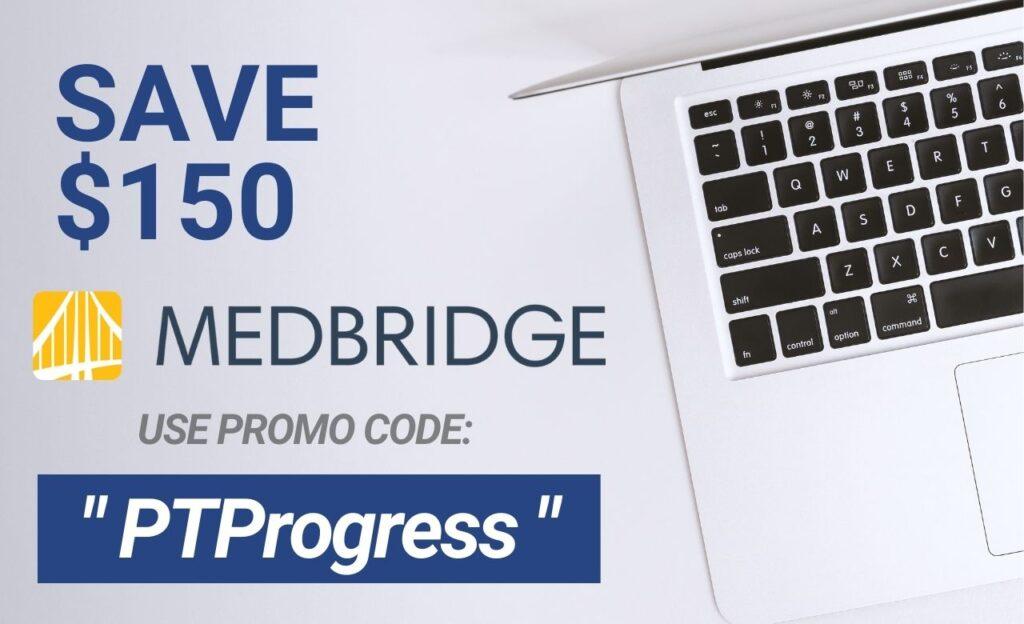 medbridge promo code pt