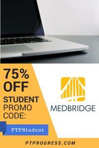 MedBridge Student Discount – 75% Off Deal (Save $325)