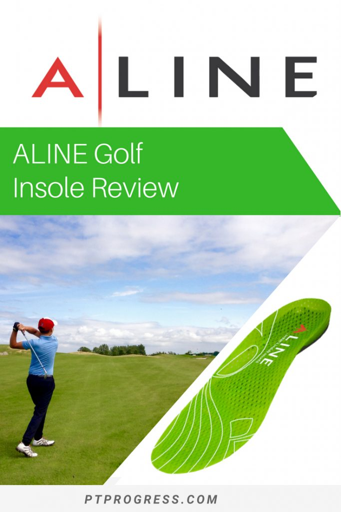 aline golf insoles review