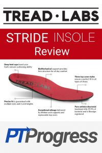 Tread Labs Stride Insole Review