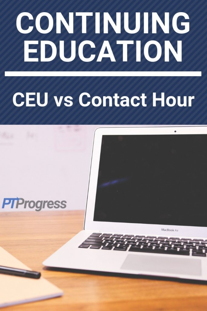 ceu vs contact hour