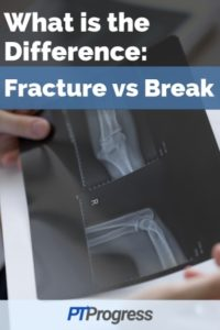 What is the Difference Between a Fracture and a Break?