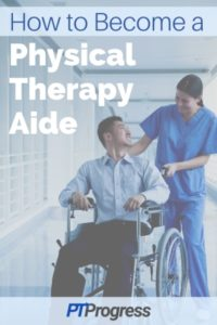 physical therapy aide jobs