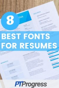 What are The Best Fonts for Resumes?