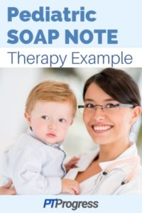 Pediatric SOAP Note Example