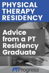 Physical Therapy Residency: Your Questions Answered