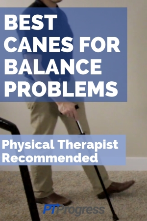 Best Canes for balance problems