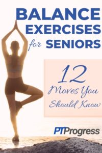 12 Balance Exercises for Seniors