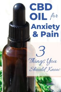 CBD Oil for Anxiety and Pain: What to Know
