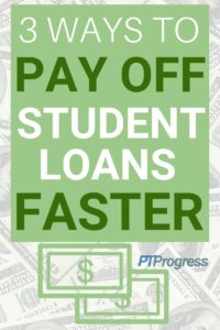 How to Pay off Student Loans Faster