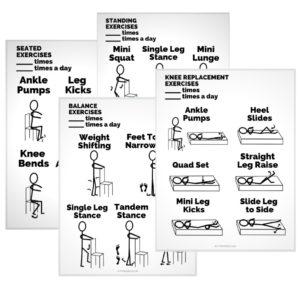 Stick Figure Exercise Handout