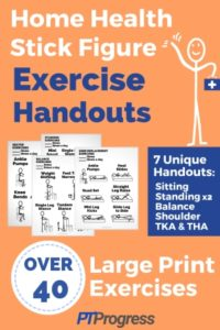 Stick Figure Exercise Handouts