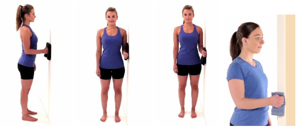 shoulder isometrics