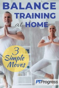 Easy Balance Training Routine: 3 Moves for Better Balance