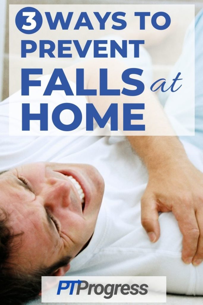 prevent falls at hom