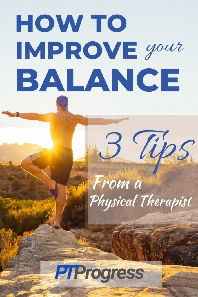 how to improve balance
