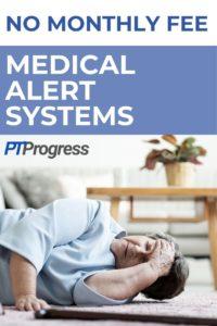no fee medical alert system