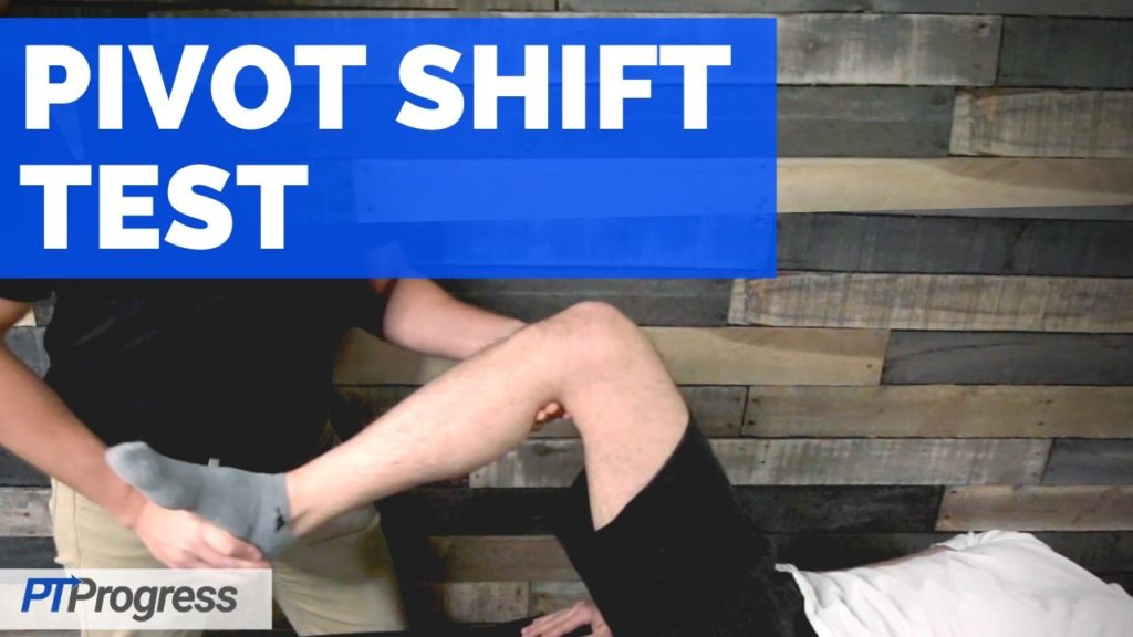 pivot shift test