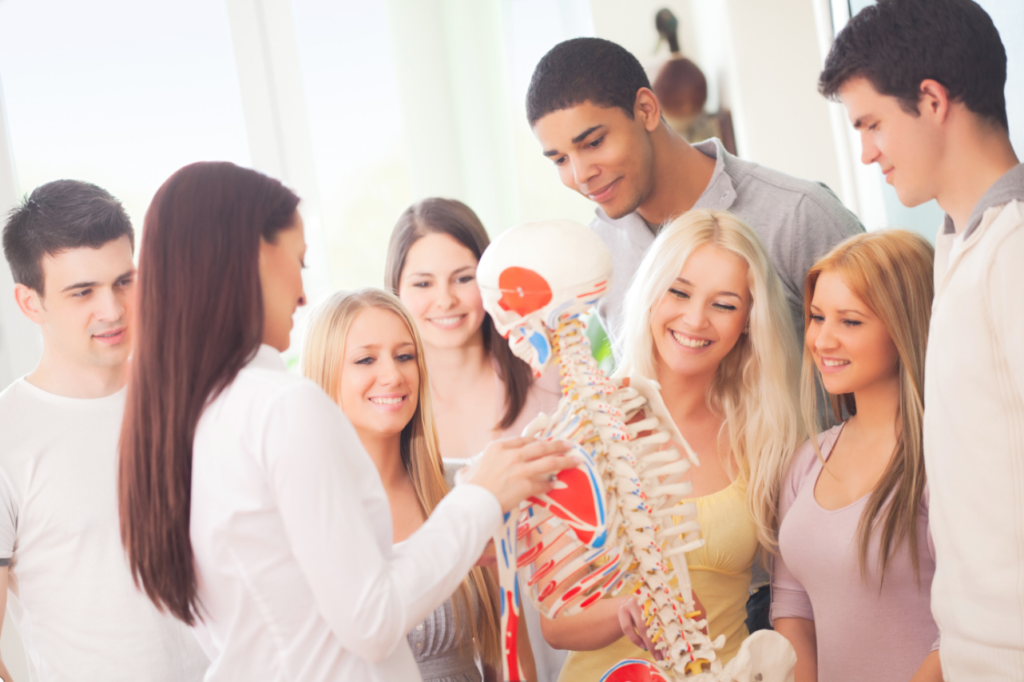 physical therapy school
