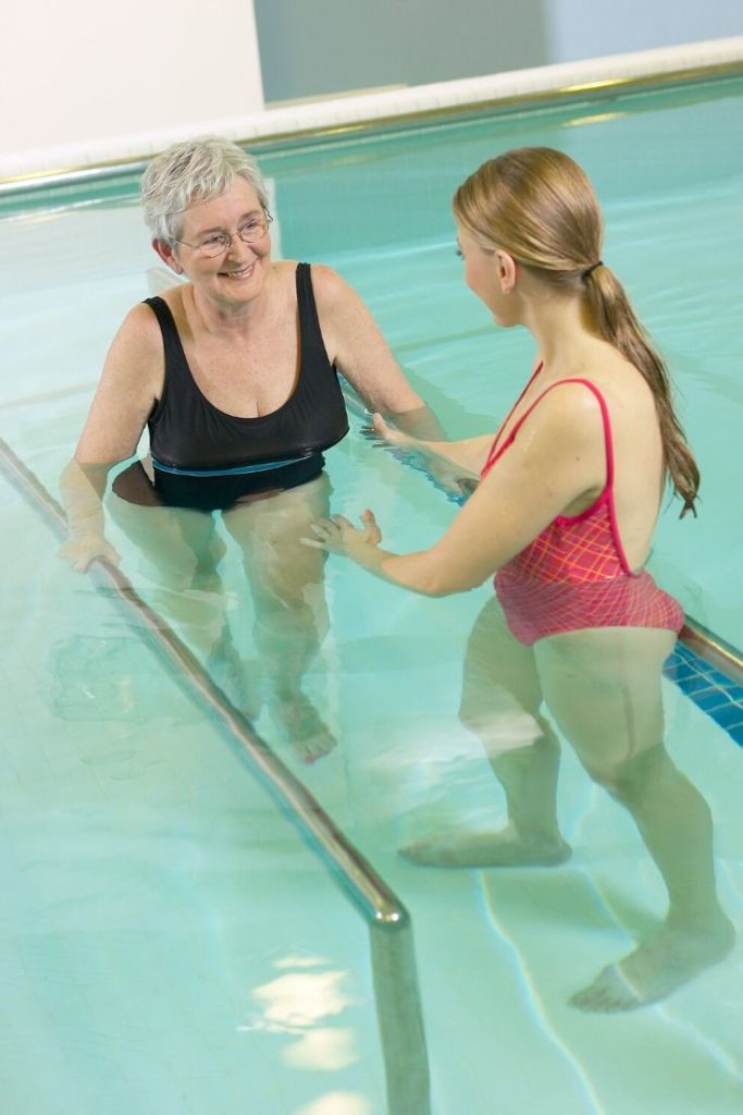 physical therapy water therapy