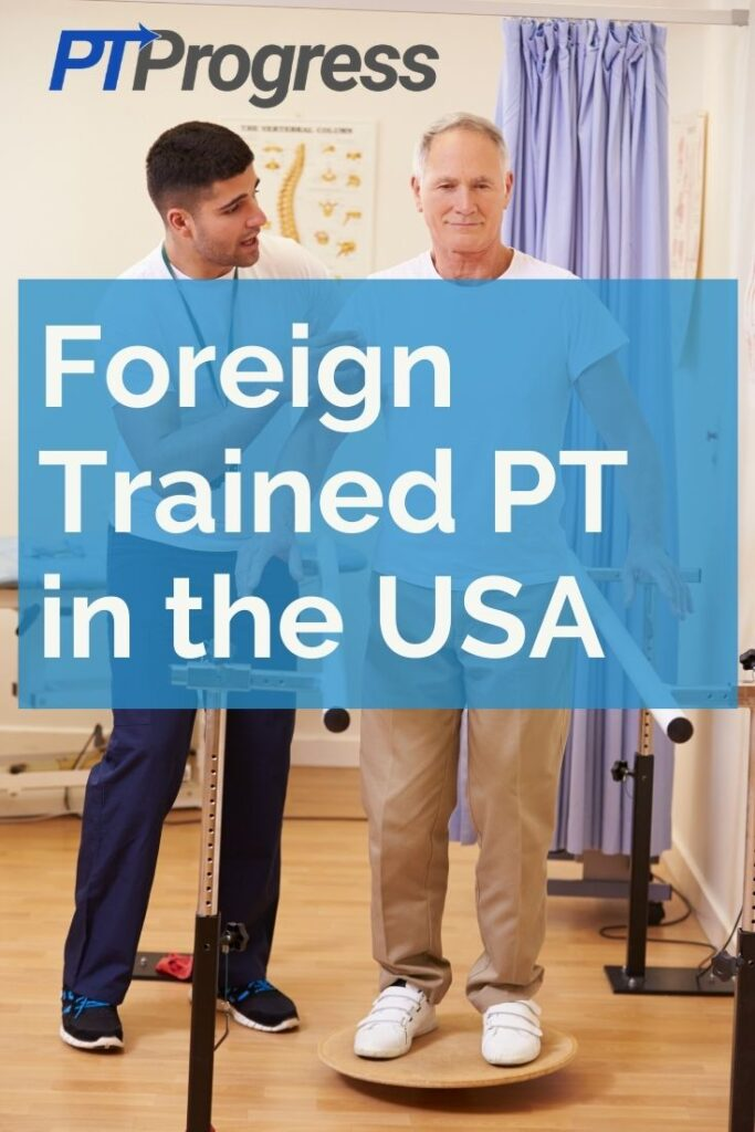 foreign trained pt
