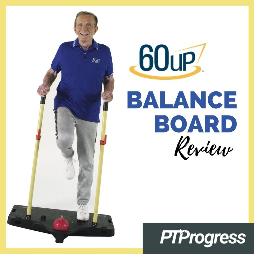 60uP Balance Board review