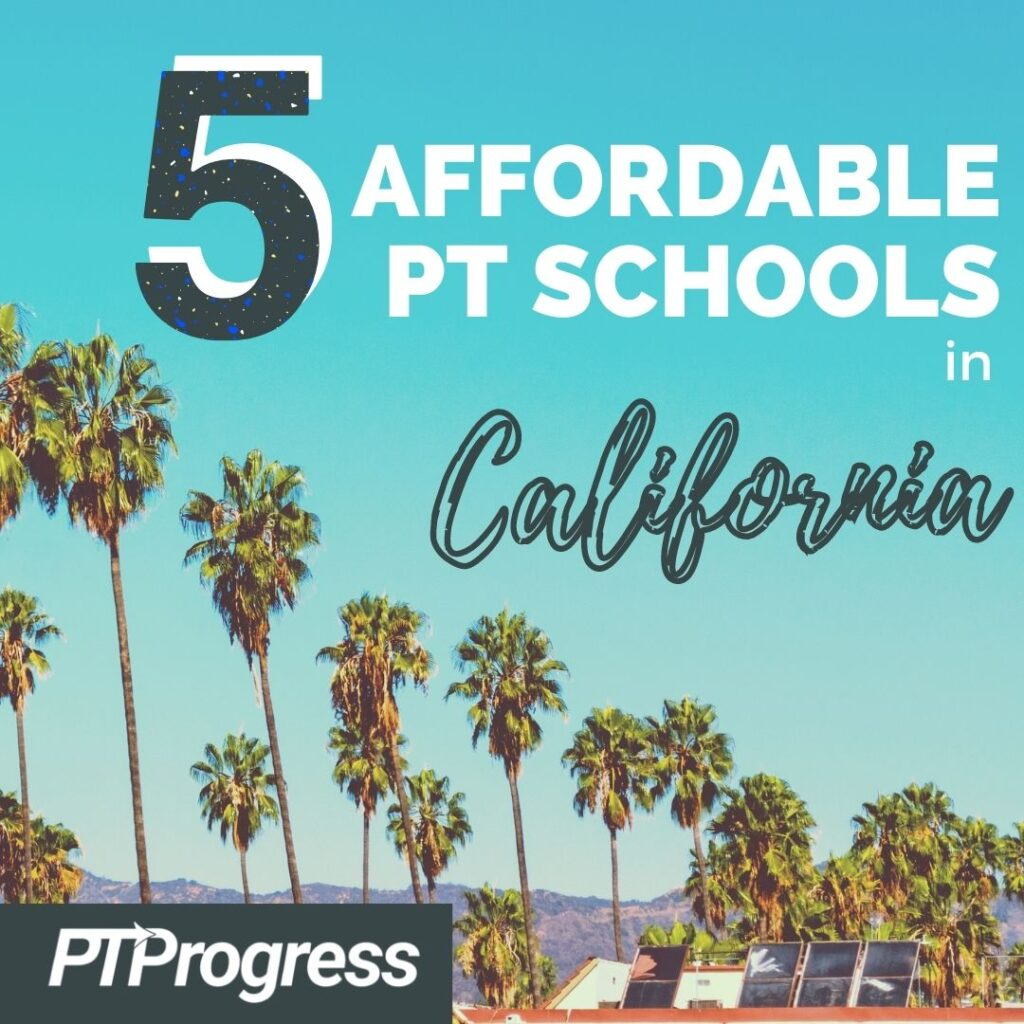 California PT Schools